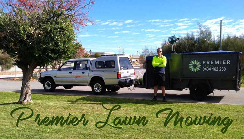 Lawn Mowing Perth
